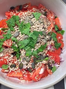 Tomatensalat